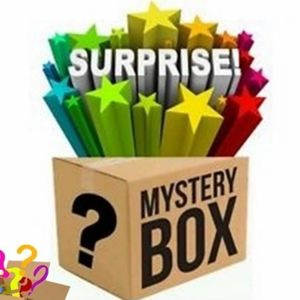 5 item DESIGNER MYSTERY BOX Free People &…